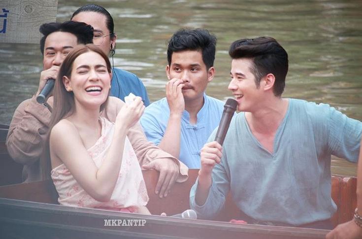 Mario Maurer and Kimmy Kimberley's Drama | Thai Update