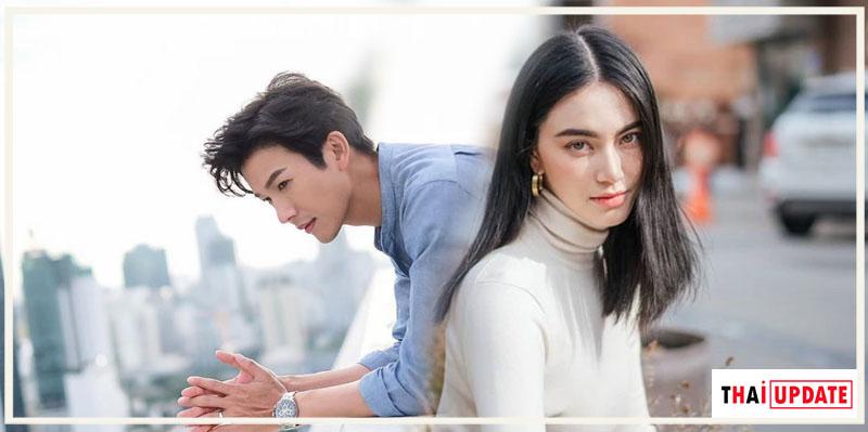 Dj Push and Mai Davika start filming their new TV drama