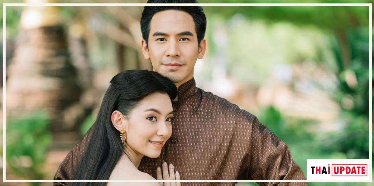 """""""Prom Likit"""" stars Pope Thanawat and Bella Ranee will start filming soon"""