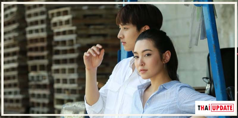 Kongthap Peak and Bella Ranee have great chemistry in the new TV drama