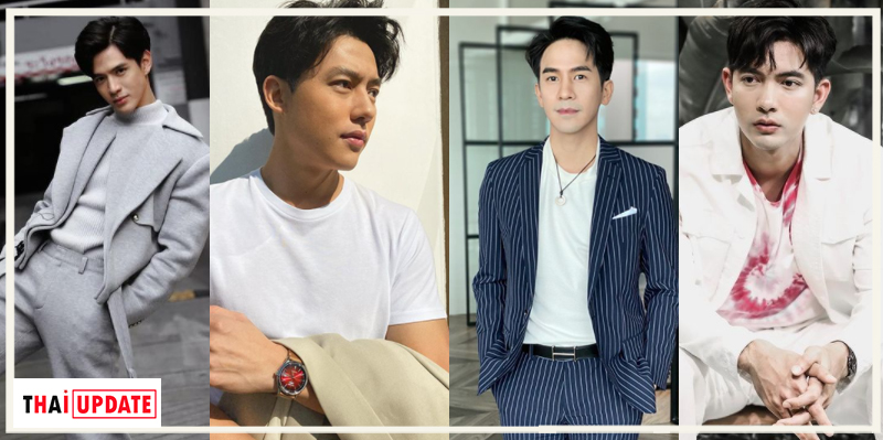 Voting is now opened for 'The Most Favorite Thai Actor in Leading Role of 2020'