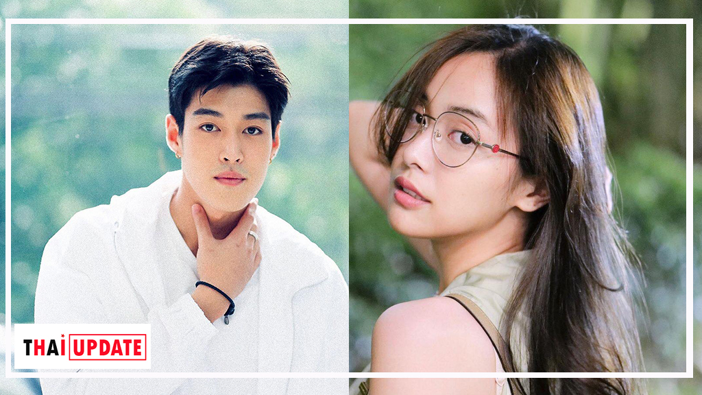 Krating Khunnarong and Oom Eisaya play leads in the new Thai TV3 drama
