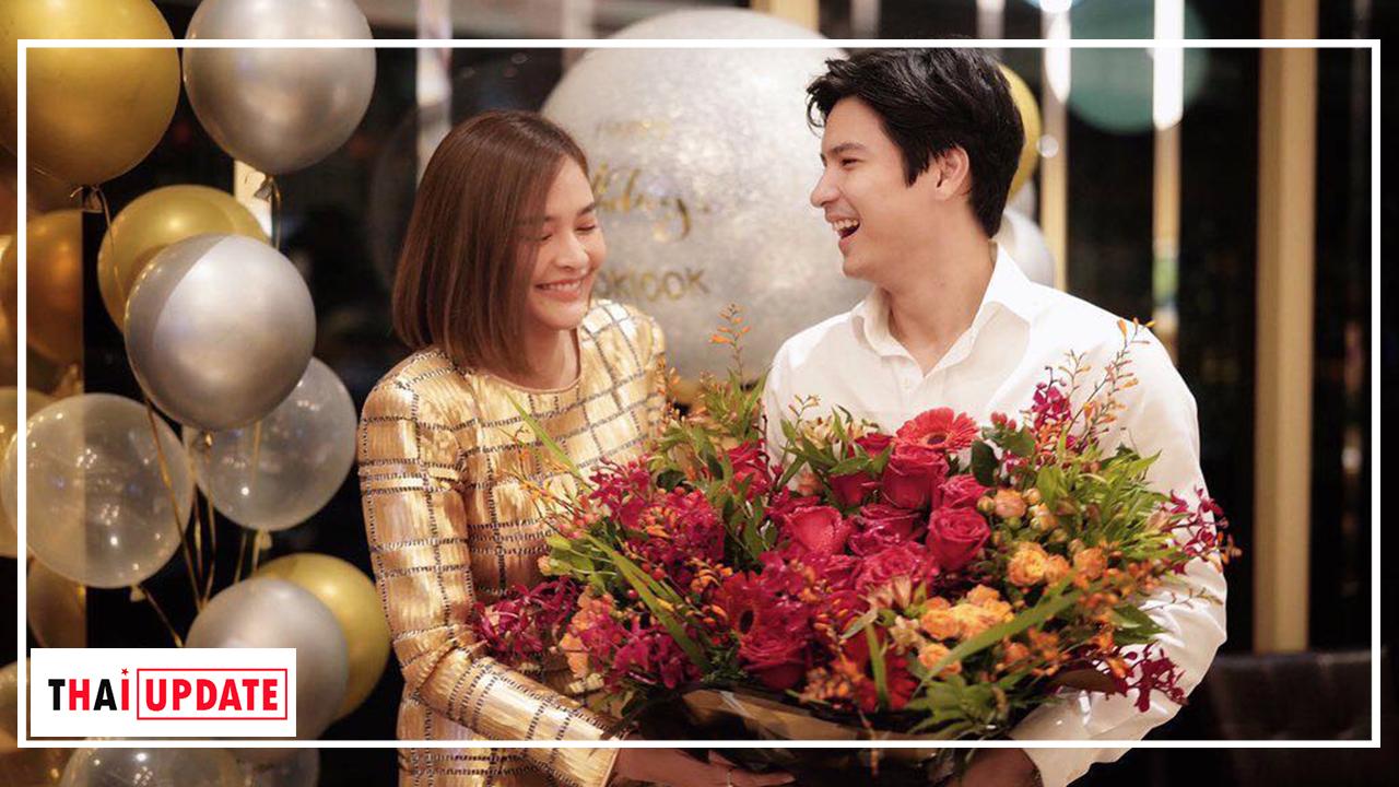 Freelance Thai actresses with their handsome boyfriends