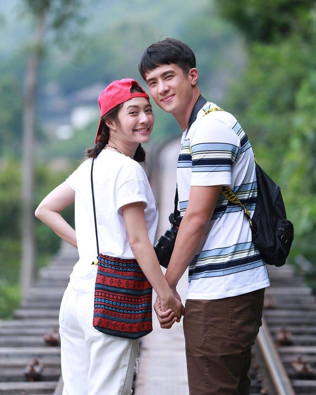 """""""Duang Tah Tee Sarm"""" starring James Ma and Mew Nittha reportedly will premiere soon on Thai TV3"""
